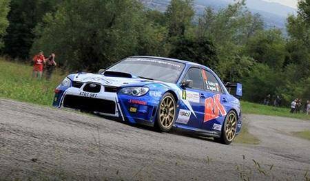 Robert Kubica competirá en 10 pruebas del Europeo de Rallyes