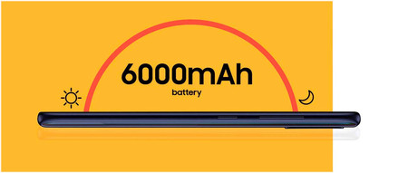 Samsung Galaxy M21 Bateria