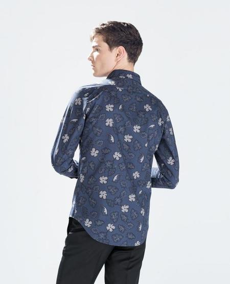 Camisas print hombre invierno 2014