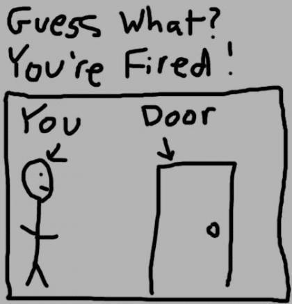 Las razones más comunes de asegurar tu despido