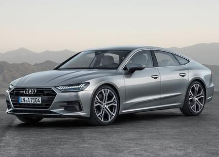Audi A7 Sportback 2018 1600 0d