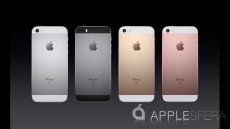 iPhone SE, el iPhone de 4 pulgadas más potente hasta ahora