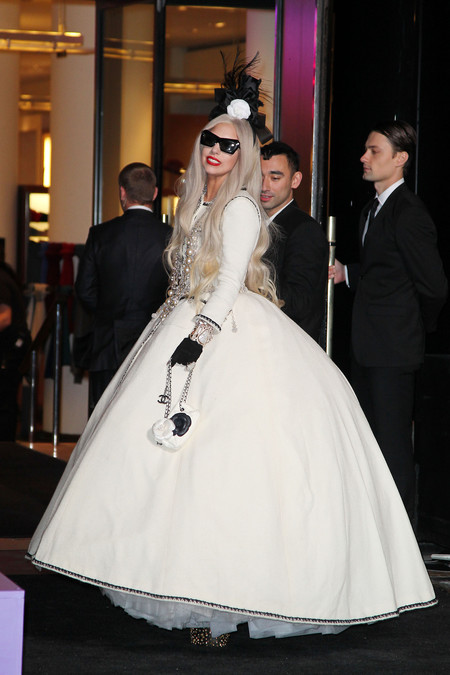 Lady Gaga chanel