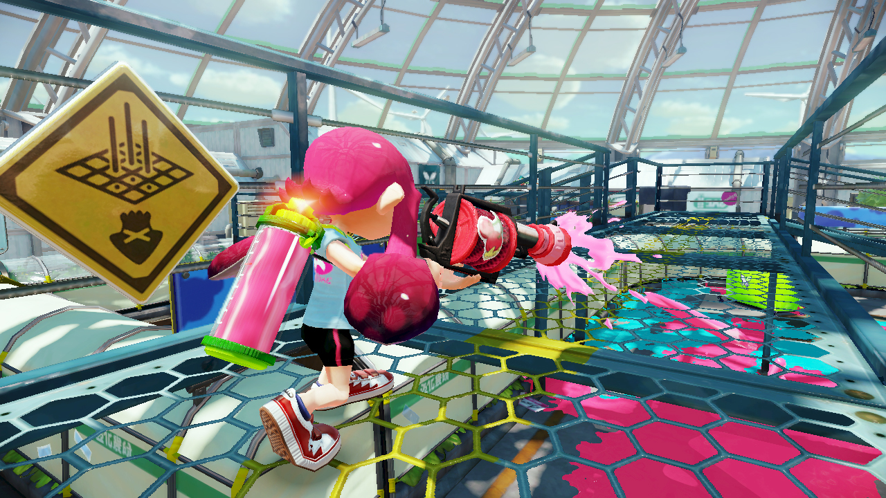 Foto de Splatoon (12/28)