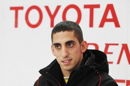 Sebastian Buemi es el nuevo piloto de Toyota Racing para las 24 Horas de Le Mans