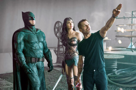 Zack Snyder rodará escenas adicionales para 'Justice League: The Snyder Cut', su versión definitiva de 'Liga de la Justicia'