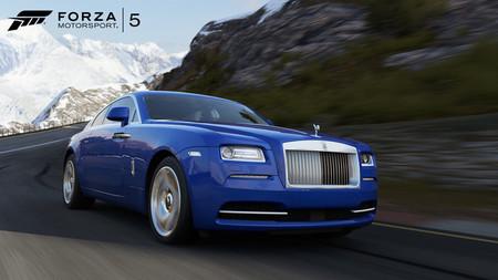 Rolls-Royce aparece por primera vez en un videojuego, Forza Motorsport 5