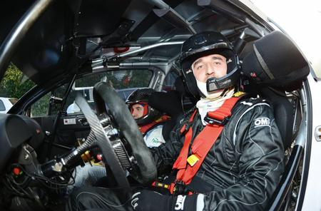 Robert Kubica probará un Mercedes-Benz del DTM