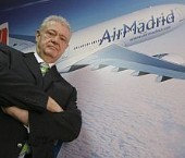 El Presidente de Air Madrid ataca