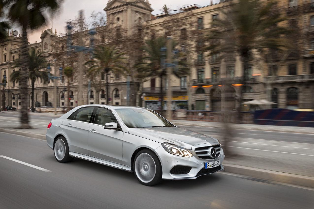 Foto de Mercedes-Benz Clase E 2013 (presentación) (7/48)