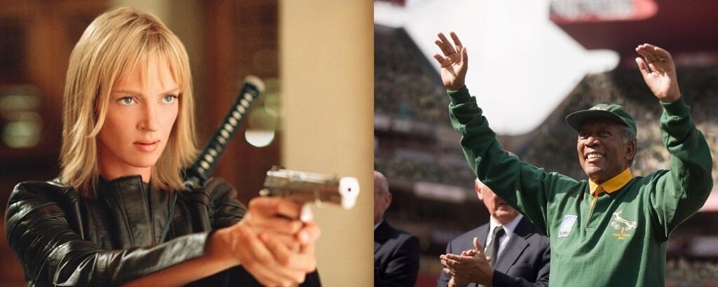 Las 11 mejores películas para ver gratis en abierto este fin de semana (15-17 de enero): 'Kill Bill. Volumen 2', 'Invictus' y más