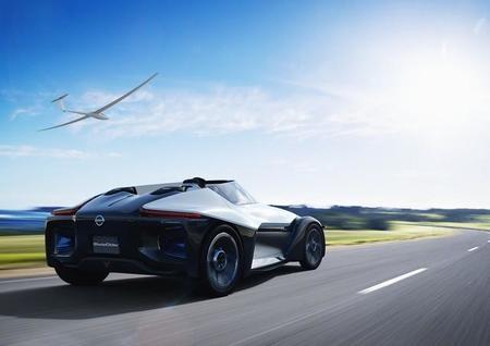 Un moderno Nissan BladeGlider (en video) será llevado a producción