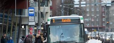 Las inesperadas consecuencias del transporte gratuito en Tallin