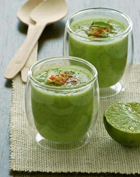 13 sopas y cremas frías con las que perder peso en verano de la forma más fácil y refrescante