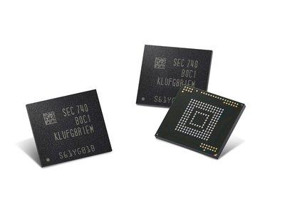 ¿Smartphones con hasta 512 GB de memoria interna? Sí, será posible gracias a este nuevo chip de Samsung