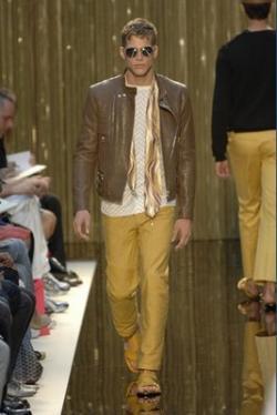 Louis Vuitton para hombre Primavera/Verano 2008