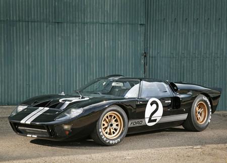 La historia de rivalidad entre Ford y Ferrari en Le Mans llegará a la pantalla grande