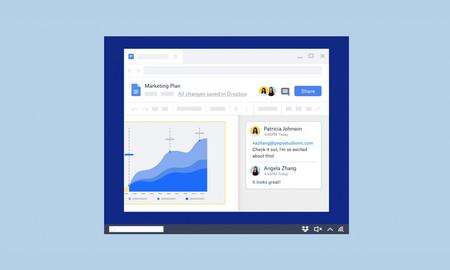 Ahora ya puedes editar y crear archivos de Google Docs en Dropbox