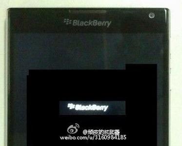 Una misteriosa BlackBerry con teclado QWERTY se deja ver en imágenes