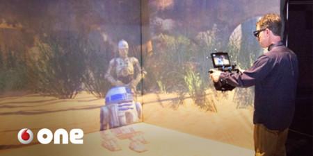 Star Wars cambió el cine, ahora quiere cambiar la realidad virtual