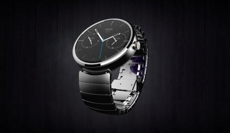 Los relojes inteligentes tuvieron ventas discretas en 2014, el Moto 360 fue el destacado