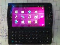 El Sony Ericsson Xperia Mini Pro II, cada día más cerca