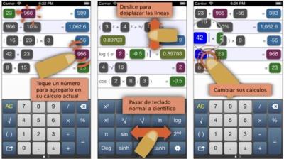 PopCalc, por fin una calculadora diferente y útil para iOS