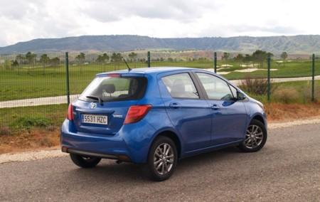 Probamos el nuevo Toyota Yaris 90D 2015: conducción y motorización