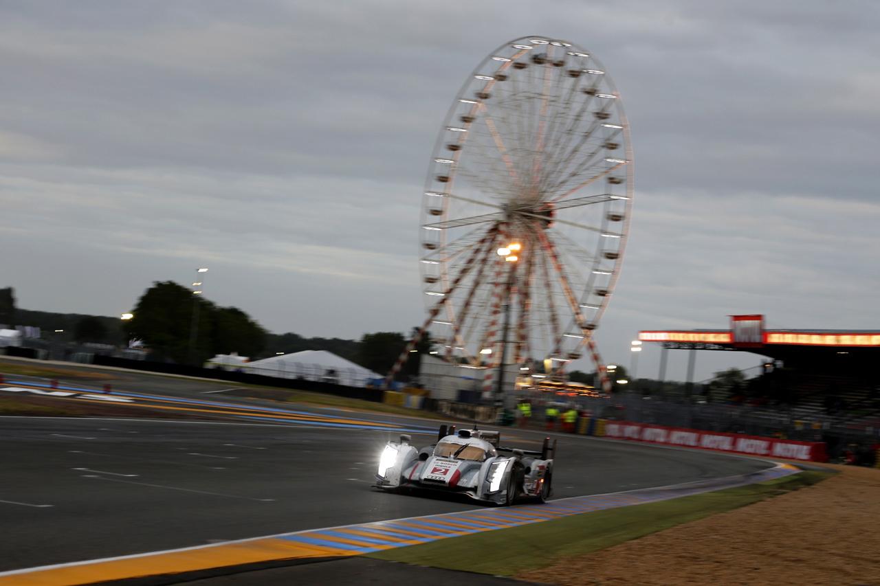 Foto de 24 horas de Le Mans 2013: Homenaje a Audi (92/100)