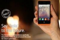 GeeksPhone presenta dos teléfonos Firefox OS
