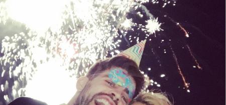 De la primera foto de Cristiano y Georgina en Instagram a la sí boda de Piqué y Shakira