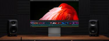 Nuevo Pro Display XDR: 32 pulgadas, 'extreme HDR', 6K y 20 millones de pixeles