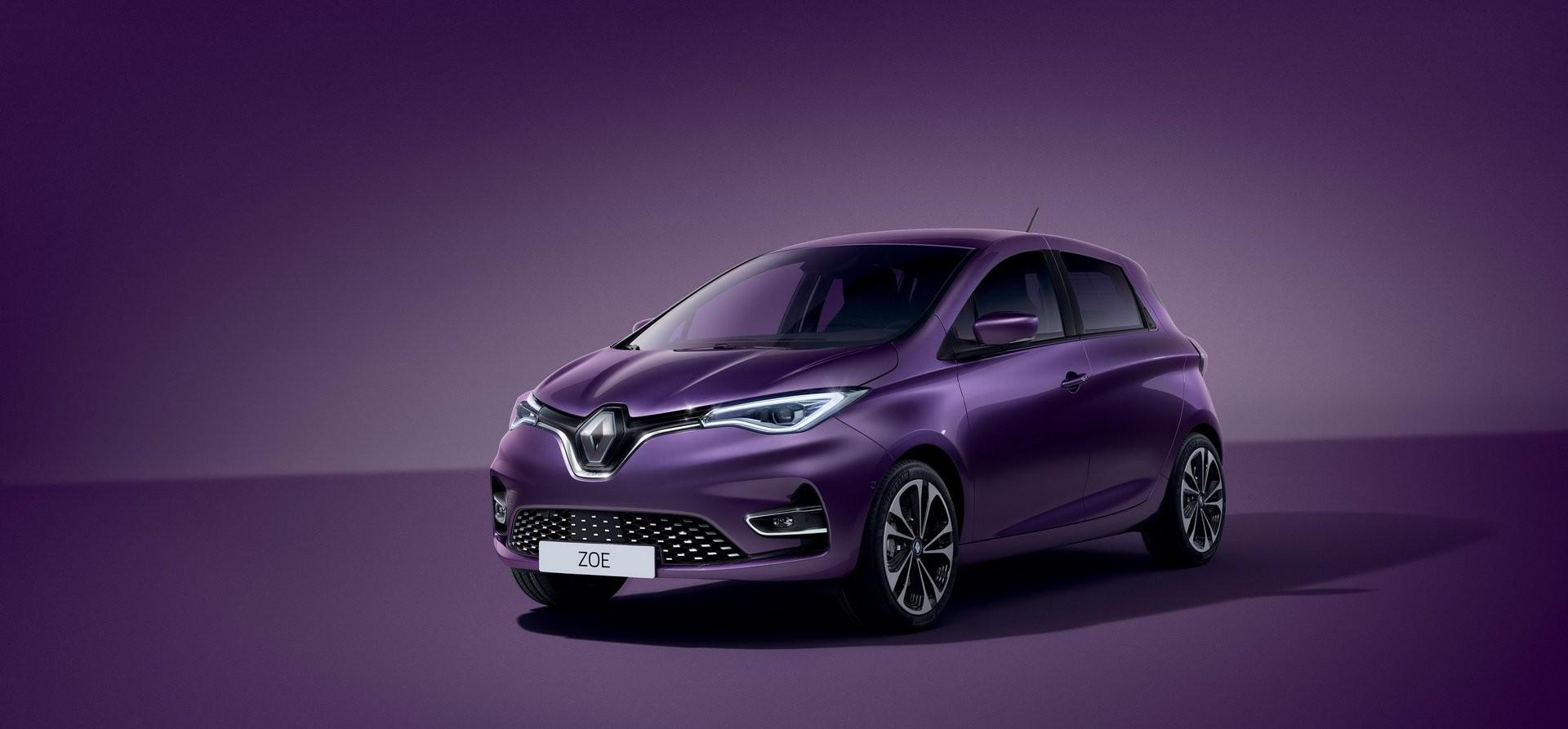 Foto de Renault Zoe 2020 (12/23)