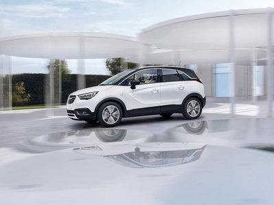 Ni caro ni barato. El Opel Crossland X quiere ser un superventas jugando a precio justo
