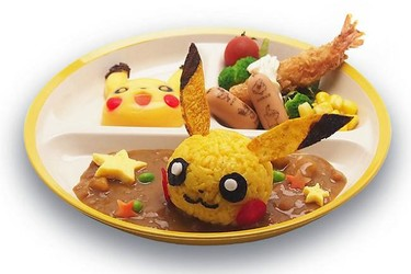 ¡Hay un Pokémon en mi plato! El curioso menú del Pikachu Cafe en Tokio