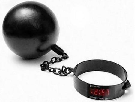 Study Ball, para los prisioneros del estudio