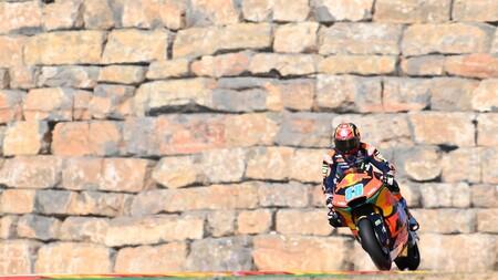 Jorge Martin Aragon Moto2 2020