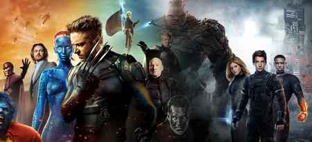 X-Men y Fantastic Four