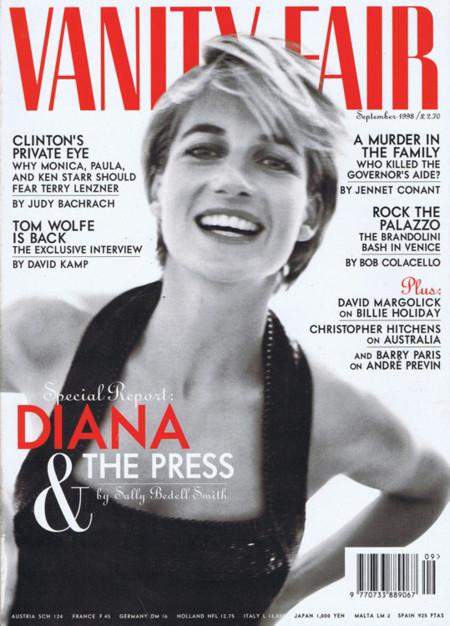 Lady Di Vanity Fair 1998