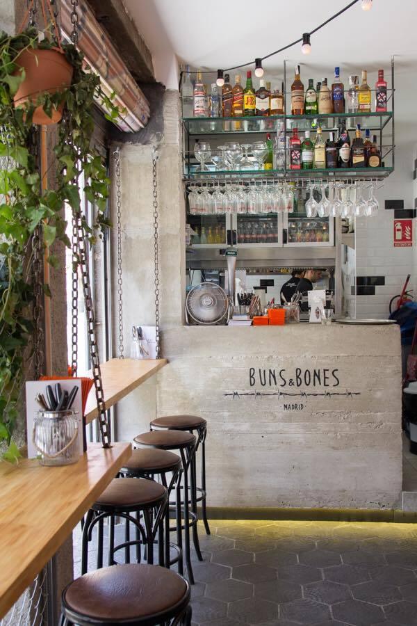 Buns&Bones Madrid