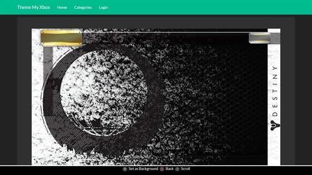 """Esta app para Xbox One te dejará cambiar el fondo de pantalla """"sin morir en el intento"""""""