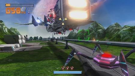 Wiiu Starfoxzero Corneriaenterstarfox Altroute3