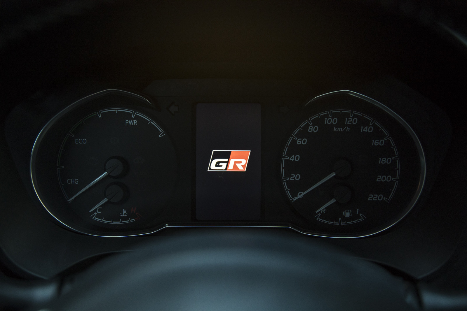 Foto de Toyota Yaris GR Sport - Interiores (20/23)