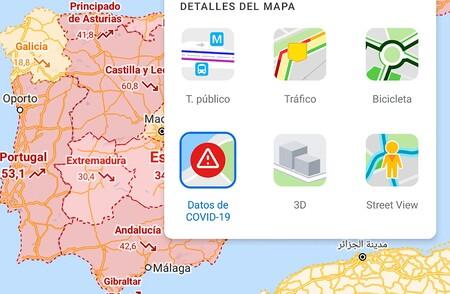 Google Maps ofrece más datos sobre el coronavirus y evita aglomeraciones en el transporte público