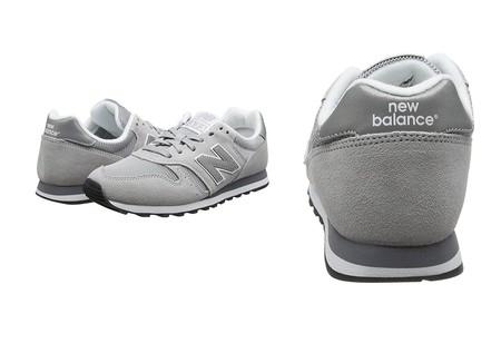 Las zapatillas deportivas New Balance 373 en color gris pueden ser nuestras desde 34,09 euros en Amazon