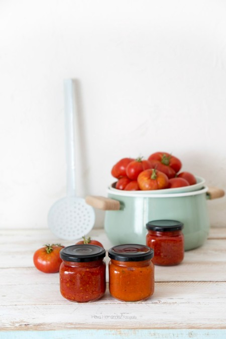 Conserva Tomate Casero Vertical Heva
