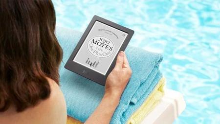 Con Kobo Aura H20 podremos leer nuestros libros digitales muy cerca del agua