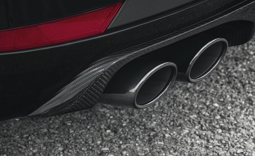 Foto de SEAT León ST Cupra Black Carbon (2/8)