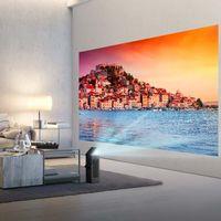 Así es el nuevo proyector de LG: imágenes de hasta 150 pulgadas en calidad 4K HDR