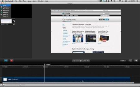 Camtasia 2 para Mac, la nueva versión para capturar vídeo de TechSmith
